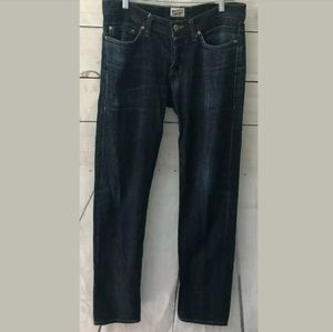NAKED & FAMOUS Weird Guy Raw Stretch Jeans 32x33